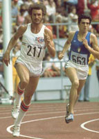 Alberto Juantorena en Montreal 1976