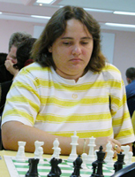 Maritza Arribas defenderá una vez más el primer tablero