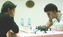 Leinier y Bruzón, frente a frente