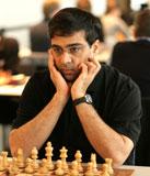 Anand estará presente en el Linares 2009