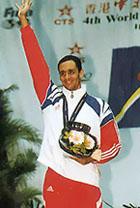 Rodolfo Falcón, el mejor nadador cubano de todos los tiempos