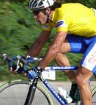 Pedro Pablo Pérez, el ciclista más destacado de las últimas vueltas