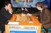 Leinier comenzó bien el torneo Linares