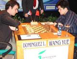 Leinier terminó la primera vuelta del torneo Linares con 3 puntos