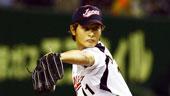 Darvish, impecable en cuatro entradas