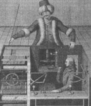 """El """"Turco"""" y su ingenioso mecanismo"""
