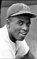 Jackie Robinson, el jugador que rompió la barrera racial en las Mayores