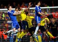 El Barcelona pudo más que el Chelsea
