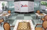 Escenario de juego del MTel Masters