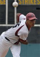 El lanzador Miguel Alfredo González estuvo impresionante