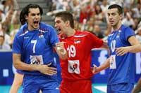 Serbia fue más certera en los momentos decisivos