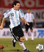 Lionel Messi ha tenido un nivel muy diferente al mostrado con en el Barcelona