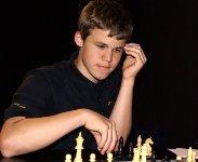 Carlsen, futuro campeón mundial...sin dudas