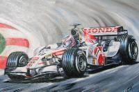Button, décimo campeón británico en la historia de la F1