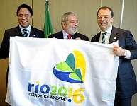 Lula celebró, y con razón, el triunfo de Río de Janeiro