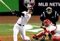 Matsui decidió el partido para los Yankees con su jonrón