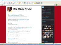 The Real Shaq, uno de los perfiles de atletas más seguidos en Twitter