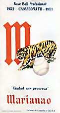 Los Tigres de Marianao, uno de los cuatro grandes de la Liga cubana