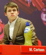 Carlsen, el próximo rival de Leinier Domínguez