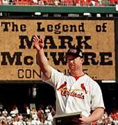 McGwire, una leyenda...de los esteroides