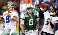 Romo, Sánchez o Flacco ¿alguno de ellos protagonizará otra sorpresa en la NFL?