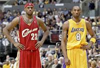 LeBron vs. Kobe, ¿finalmente veremos el duelo este año?