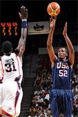 Kevin Durant (52), ¿la nueva imagen del baloncesto norteamericano?