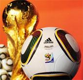 Jabulani, el balón oficial de Sudáfrica 2010