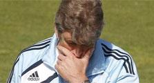 El desconsuelo de Pellegrini después de otra triste temporada