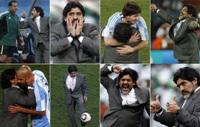 Diego en todas las poses posibles
