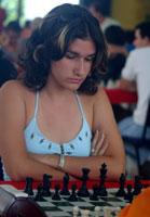 Lisandra Ordaz, líder del ranking nacional, defendería el primer tablero