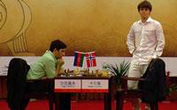 Carlsen no tardó mucho en recuperar su nivel