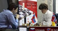 Carlsen necesita reencontrar su juego