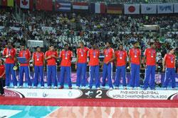 Un equipo que entró en la historia del voleibol cubano