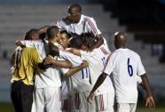 Excelente resultado del fútbol cubano ante Panamá