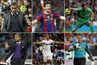¿Serán ellos los protagonistas del Clásico número 161 en la Liga española?