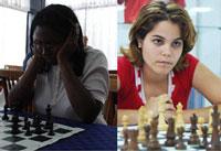 Linares y Vigoa, las dos nuevas Grandes Maestras del ajedrez cubano
