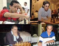 Quesada, Corrales, Almeida y Nogueiras son favoritos para obtener el título