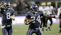 Seattle protagonizó la primera sorpresa de los play offs