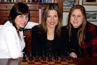 Las tres hermanas Polgar