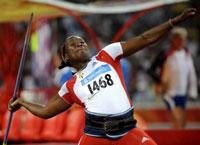 Menéndez, única cubana que ha impuesto un récord mundial en el atletismo