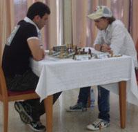 Aramís Álvarez (a la derecha) ha sido una de las mayores sensaciones del Grupo Premier