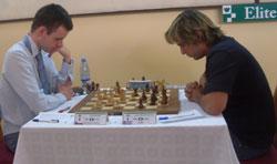 Bruzón inclinó su rey por 2da ocasión en el Capablanca 2011