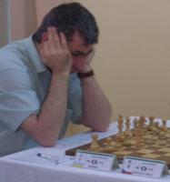 Ivanchuk no pudo con Navara y dividió el punto