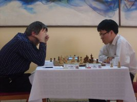 Ivanchuk derrotó en la última ronda a Quang Liem
