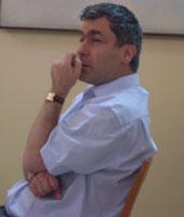 ¿En qué estará pensando Vassily Ivanchuk? Quizás en que sus posibilidades de ganar el Capablanca son mínimas