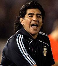Maradona, nada menos que el 2do entrenador más pagado del mundo