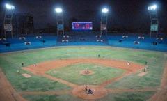 Se hizo la luz en el estadio Latinoamericano (foto de Ricardo López Hevia)