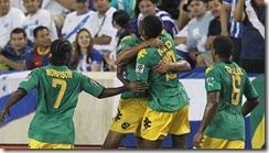 Jamaica impresionó en sus tres partidos