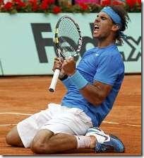 Nadal luchará ante Federer por su sexta corona en el Roland Garros 2011